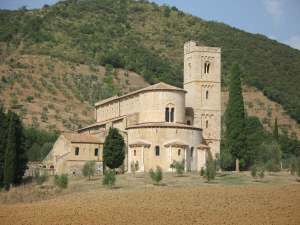 Abbazia Sant Antimo