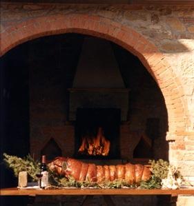 Pork tuscan