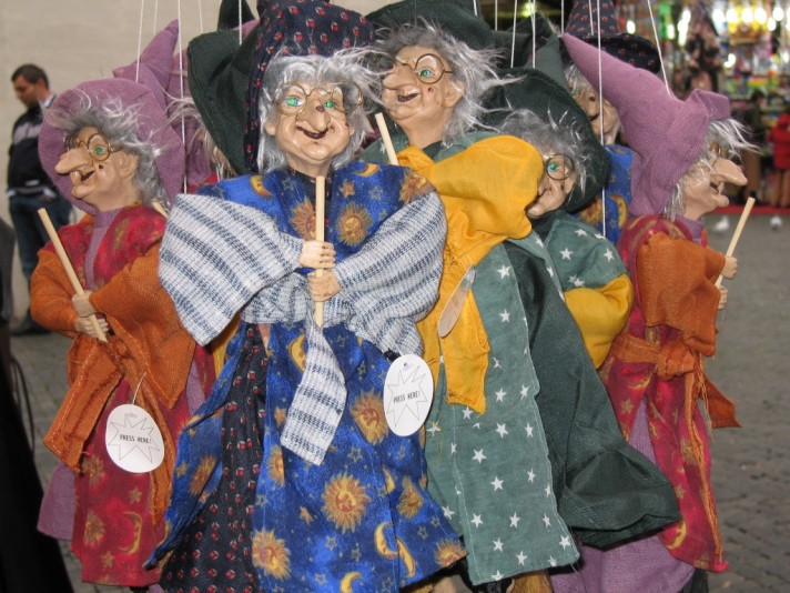 befana puppets