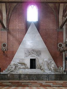 Canova_tomb Santa Maria Gloriosa dei Frari