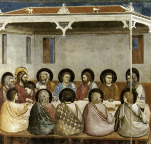 Giotto last Supper