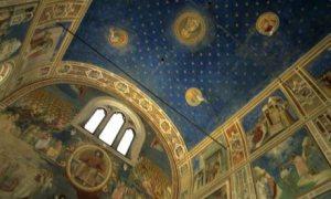 Scrovegni chapel frescoes