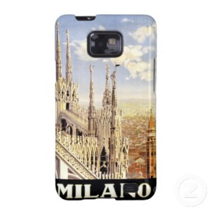 milan phone cover
