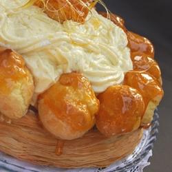 st honore cake 2
