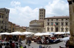 Arezzo-flea-market