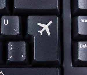 airline keyboard