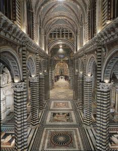 Siena cathedral floor