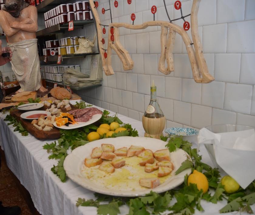 butcher sample